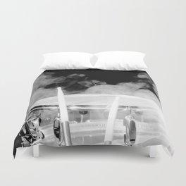 SMOKIN BEAT Duvet Cover