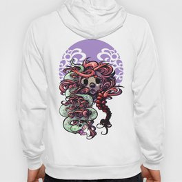 Snake In The Grass... Or Hair Hoody