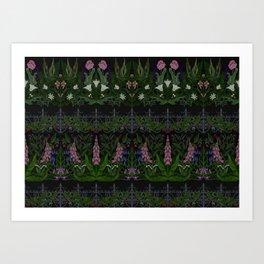 The Poison Garden - Gallimaufrey Art Print