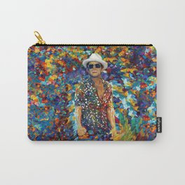 mars abstract Carry-All Pouch