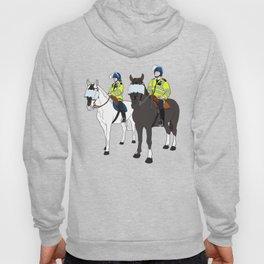 London Metropolitan Horse Cops Hoody