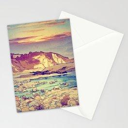 Sunset at Yuke Stationery Cards