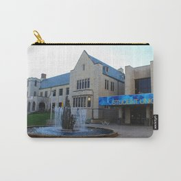 University of Toledo- Student Union II Carry-All Pouch
