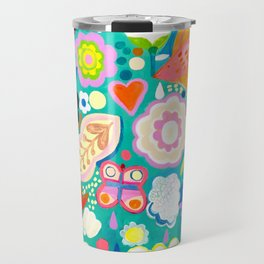 Love and Joy 2 Travel Mug