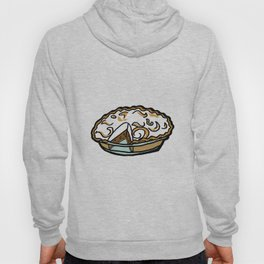 Sour Cream Raisin Pie - Iowa Hoody