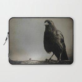 RAVEN PORTRAIT Laptop Sleeve