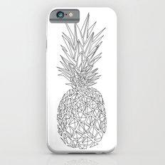 Geometric pineapple iPhone 6s Slim Case