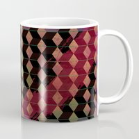 cosmic Mugs featuring Cosmic by Susan Marie