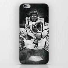 The Catcher: An Enigmatic Two iPhone & iPod Skin