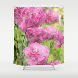 Can't Get Enough of Pinks! Shower Curtain