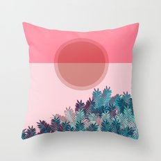 Summer Time 2 Throw Pillow