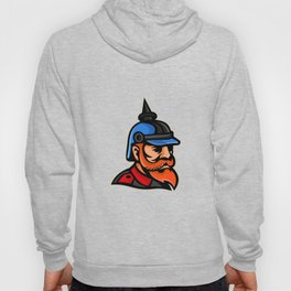 Prussian Officer Mascot Hoody