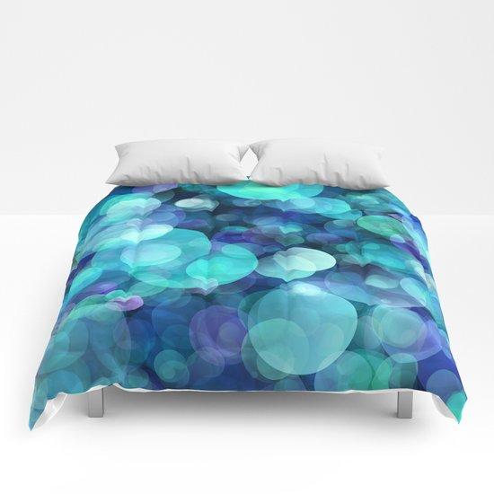 Bubbles 004 Comforters