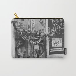 The Chain and The Door Carry-All Pouch