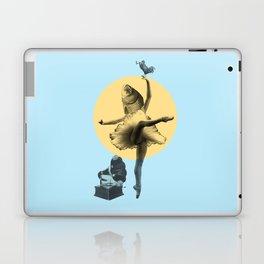 Ballerina Fish Laptop & iPad Skin