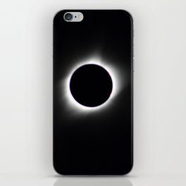 Total Solar Eclipse Corona iPhone Skin