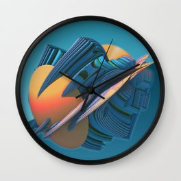 The Singing Tree Wall Clock