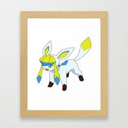 animes Framed Art Print