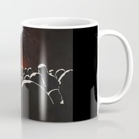 it crowd Mugs featuring Crowd by Shelley Chandelier