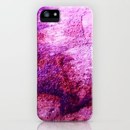 Courage of Ease iPhone Case