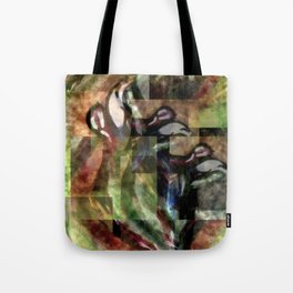 Enemies and Friends  Tote Bag