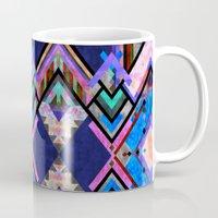 tarot Mugs featuring Tarot 1A by Schatzi Brown