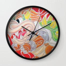 AcidBowser Wall Clock