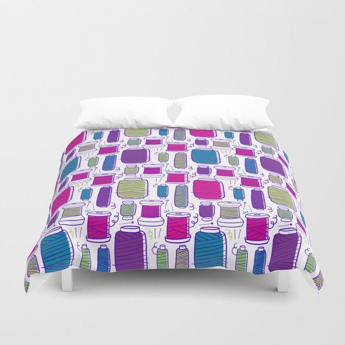 Colors! Duvet Cover