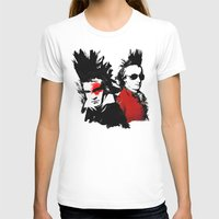 mozart T-shirts featuring Beethoven Mozart Punk Composers by viva la revolucion