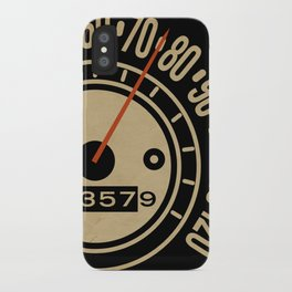Speed-O! iPhone Case