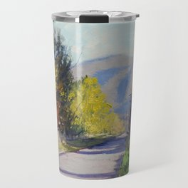 Autumn Road Tumut Travel Mug