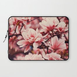 Cherry Blossoms Macro Laptop Sleeve