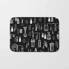 Mad Science Bath Mat