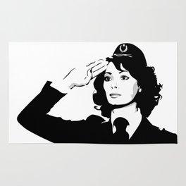 La Poliziotta Rug