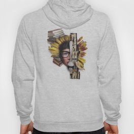 Timber   Collage Hoody