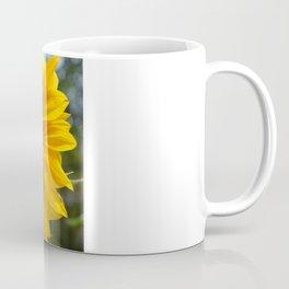 Sunflower and bees Coffee Mug