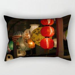 Illumination Nights Rectangular Pillow