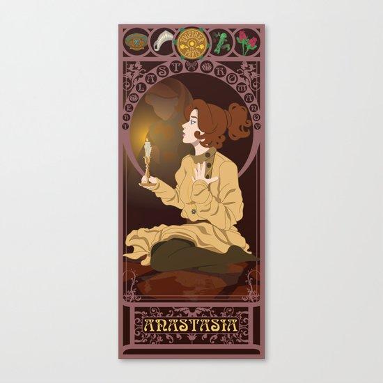 Anastasia Nouveau - Anastasia Canvas Print