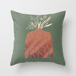 Octavia Throw Pillow