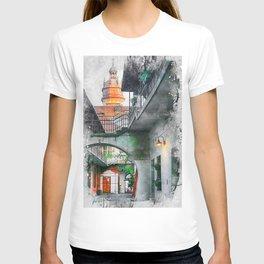 Cracow art 13 Kazimierz #cracow #krakow #city T-shirt