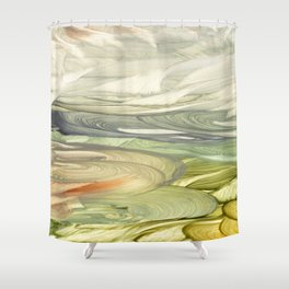 Ao Shower Curtain