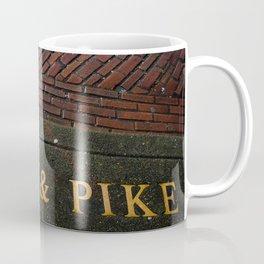 First & Pike Coffee Mug