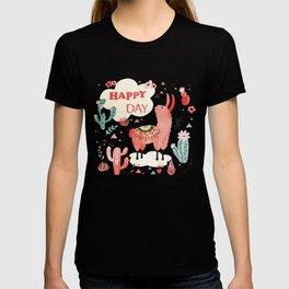 Hapy Lama T-shirt