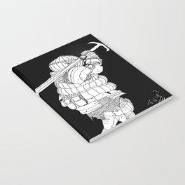 Siegewart of Catarina Notebook