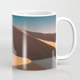 Namibia desert Coffee Mug