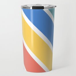 Simple Lines Travel Mug