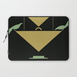 Stuttgart art expo: feed the birds Laptop Sleeve