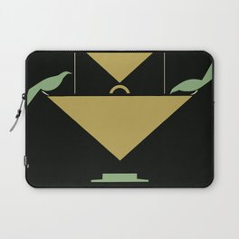 Stuttgart art expo: feed the birds Laptop Sleeve