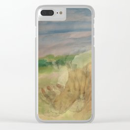 The Last Rhino Clear iPhone Case