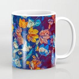Fall Leaves Coffee Mug
